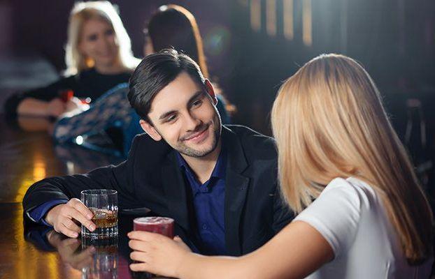 SIngles at the Bar