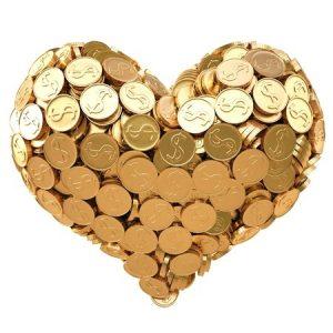 Dating Heart Money