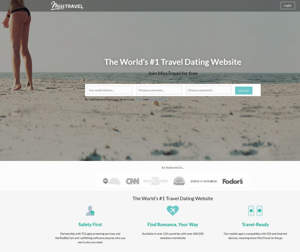 Homepage-Miss Travel