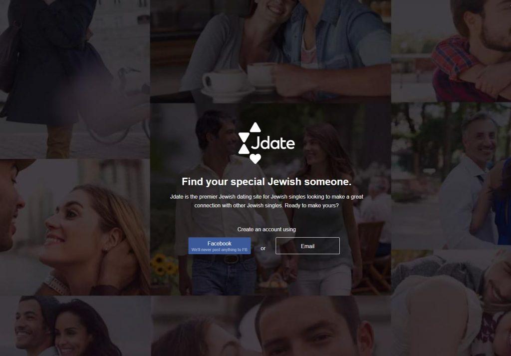 JDate-Homepage
