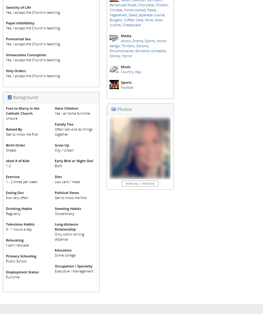 bottom profile picture of catholic match
