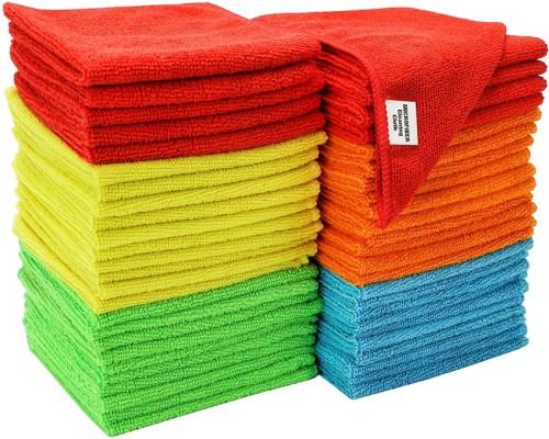 50 Microfiber Towels