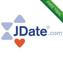 Jdate free trial logo