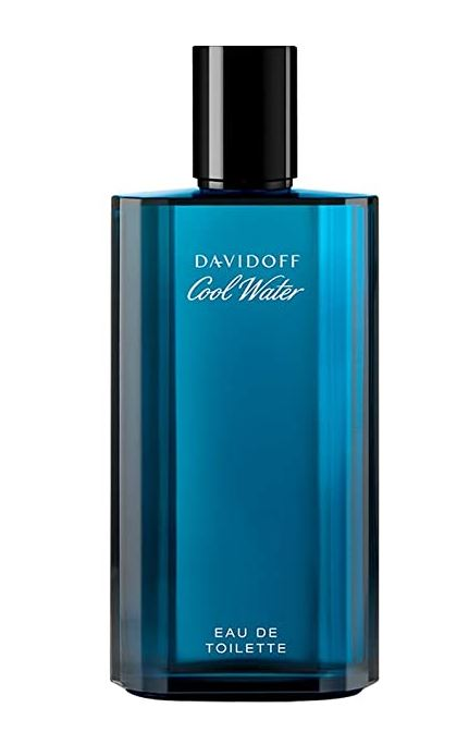 Bottle of Cool Water by Davidoff for Men