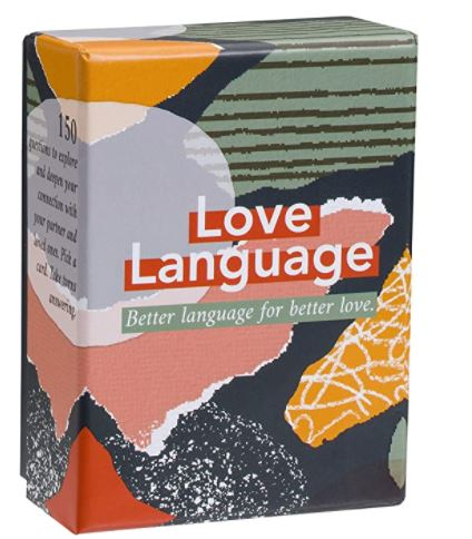 Love Language Board Game