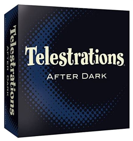 Telestrations After Dark Board Game