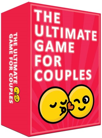Ultimate Game for Couples board game box cover