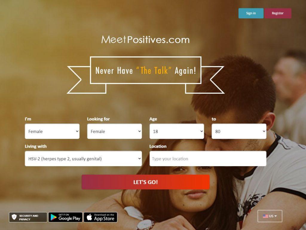 Meet Positives Dating App