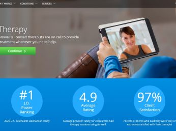 Amwell Review – Online Therapy Services