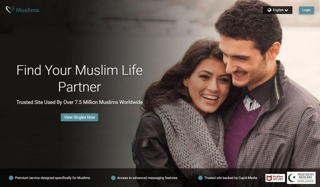 Muslima Homepage