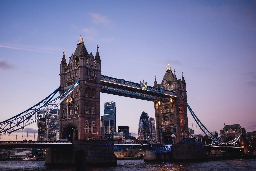 Bridge in UK