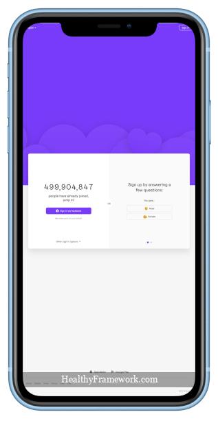 Badoo App Screenshot