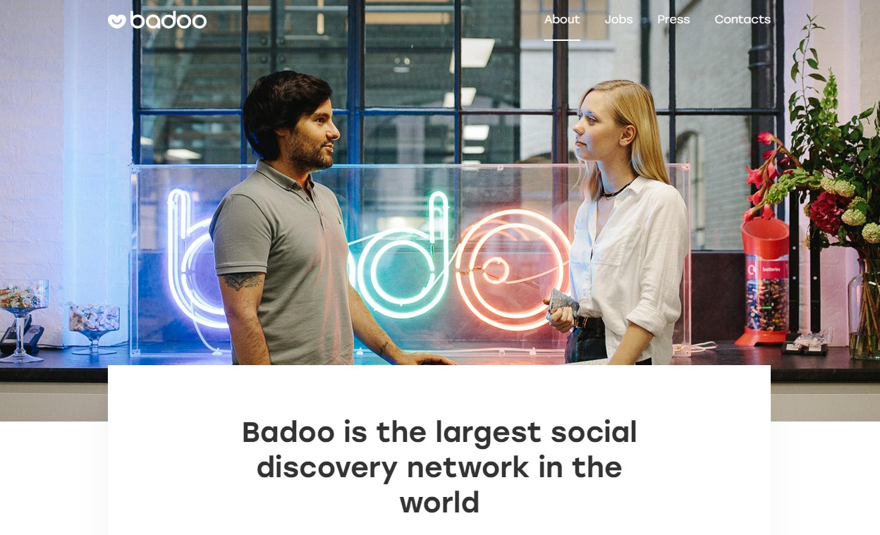 How to get 100 free credits on badoo