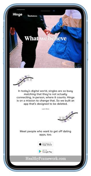 Hinge App Screenshot 2