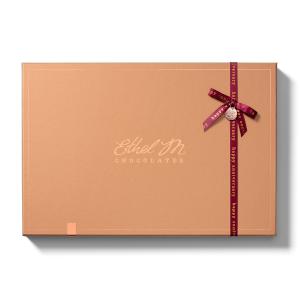 Ethel M brand Anniversary Custom Collection Large Chocolates Box
