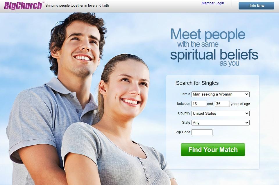 Big Church Homepage
