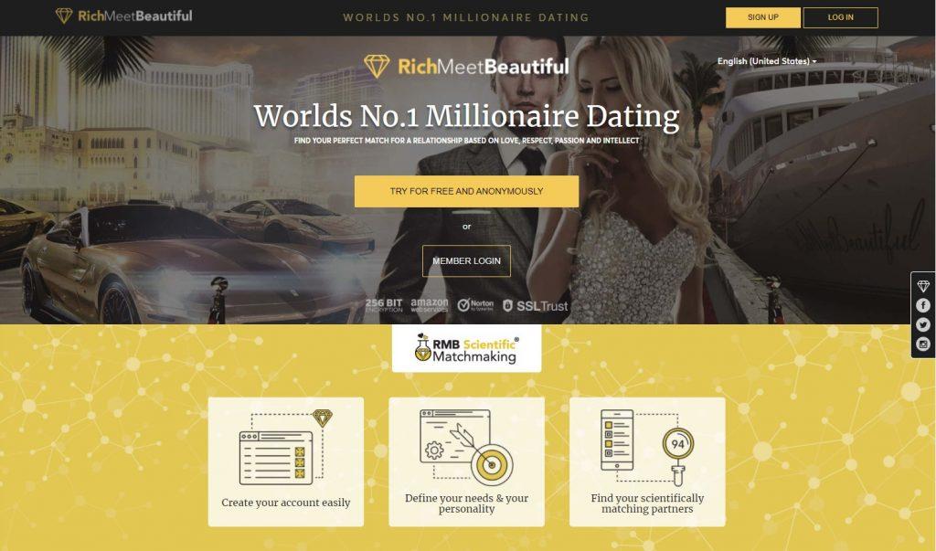 RichMeetBeautiful Homepage