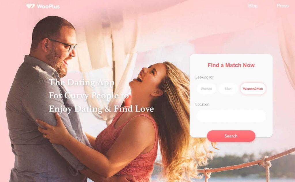 WooPlus Homepage