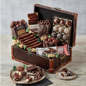 Chocolate Chest by Harry and David