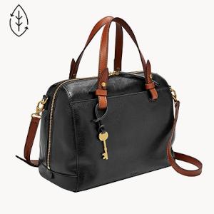 Rachel Satchel Bag by Fossil