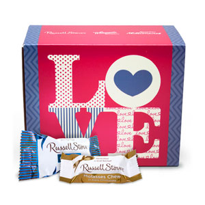 Russell Stovers Love Box