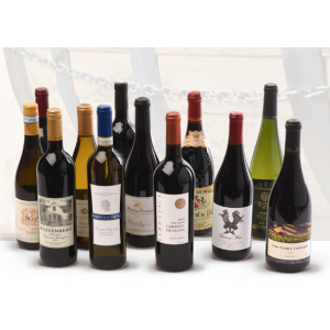 Collection of wines