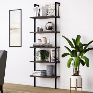 5-Shelf Nathan James Bookcase
