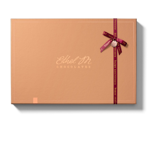 Custom Chocolate Box by Ethel M