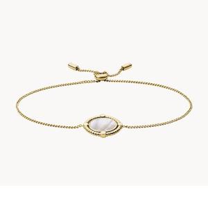 Engravable Mother of Pearl Bracelet