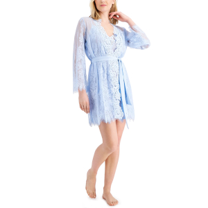 Lace Wrap Robe