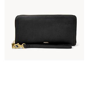 Logan RFID Zip Wallet