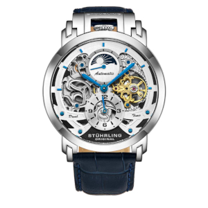 Menai 906 Skeleton Watch by Sturhling Watch