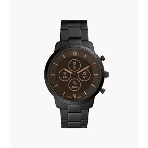 Neutra Black Hybrid Smartwatch