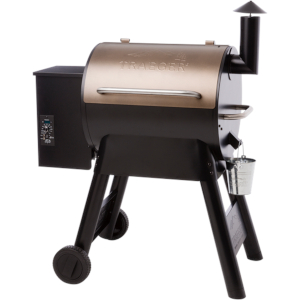Pro 22 Wood Pellet Grill by Traeger