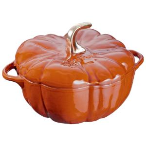Pumpkin Cocotte by Staub