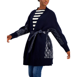 Quilted Cardigan Jacket by Weekend Max Marra