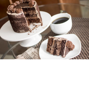 Chocolate Cake Chicago Steak