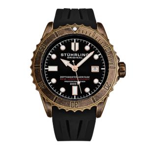 Depthmaster Heritage Watch by Stuhrling