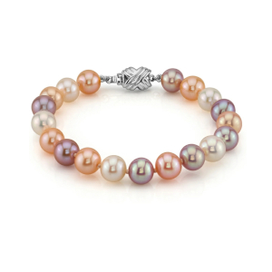 Freshwater Pearl Bracelet by The Pearl Source