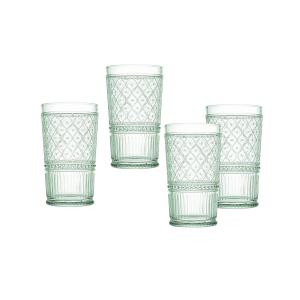 Godinger Vintage Highball Glasses