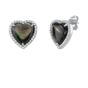 Mother of Pearl Ophelia Earrings