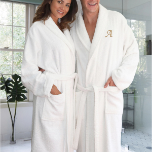 Personalized Robes for Him and Her
