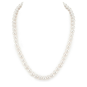 White, Fresh Water Pearl Necklace